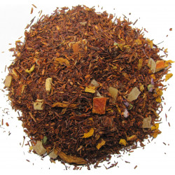 Rooibos Orange sanguine, Fruits exotiques - Rooibos SERENGETI - Compagnie Anglaise des Thés