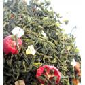 Thé en vrac Papaye, Mangue, Ananas, Cranberry -Thé vert SUNSET- Compagnie Anglaise des Thés