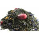 Thé vert Cranberry, Fleurs - Thé vert ÉLIXIR - Compagnie Anglaise des Thés