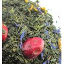Thé vert en vrac Cranberry, Fleurs - Thé vert ÉLIXIR - Compagnie Anglaise des Thés