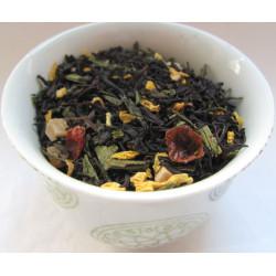 Té frutas exóticas fresa - Té negro DOLCE VITA - Compañía Inglesa de los Tés