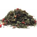Thé Orchidée, Fruits rouges - Thé vert ORCHIDÉE - Compagnie Anglaise des Thés