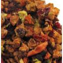 Infusion en vrac Framboise, Fruits des bois, Caramel - Infusion CRÊPE FLAMBÉE - Compagnie Anglaise des Thés