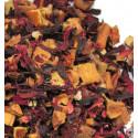 Infusion en vrac Cannelle, Orange, Hibiscus - Infusion CHRISTMAS - Compagnie Anglaise des Thés