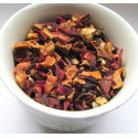 Tasse Infusion Cannelle, Orange, Hibiscus - Infusion CHRISTMAS - Compagnie Anglaise des Thés