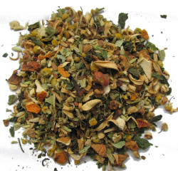 Infusion ANIS, FENOUIL, CAMOMILLE - Infusion QUIETUDE - Compagnie Anglaise des Thés