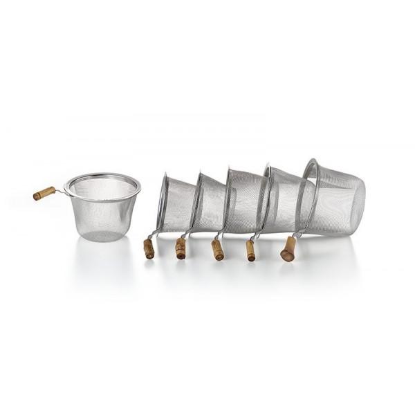 Filtre Metal Bambou Ø 7,2 cm