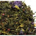 Thé en vrac Fleurs, Violette, Rose, Lilas -Thé vert INSOLENCE - Compagnie Anglaise des Thés