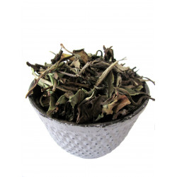 Tasse Thé de Chine- Thé blanc PAI MU TAN - Compagnie Anglaise des Thés
