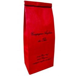 Thé CHOCOLAT VANILLE COCO - Thé noir POMPADOUR - Compagnie Anglaise des Thés