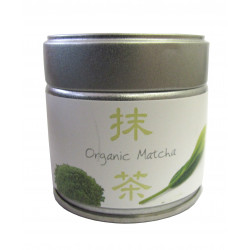 Té MATCHA Orgánico de Japón 30 g