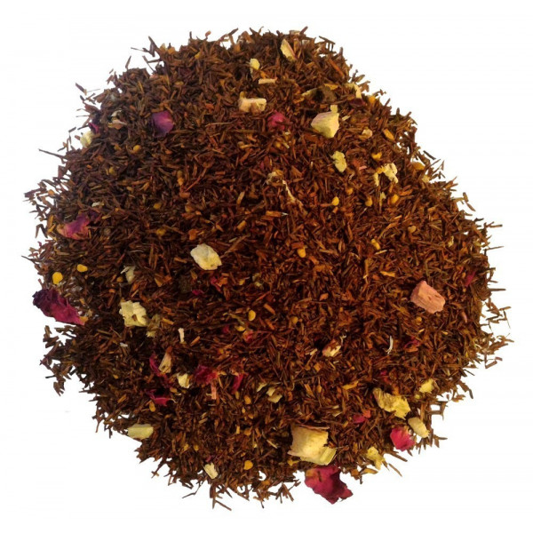 Rooibos Miel, Rhubarbe, Vanille -Rooibos RUBY - Compagnie Anglaise des Thés