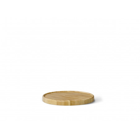 Tetera de hierro fundido de bambú