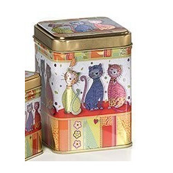 Caja 3 gatos