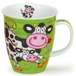 Mug Dunoon Vache