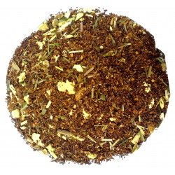 Rooibos Citron, Gingembre Bio -Rooibos PETROUCHKA Bio- Compagnie Anglaise des Thés