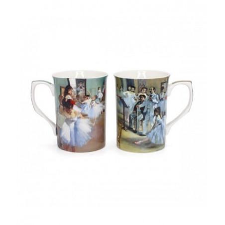 Coffret Mugs Degas