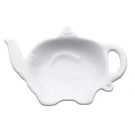 Platillo para la bolsa de té