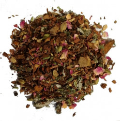 Infusion Cacao - Epices - Infusion CHACHACHA Bio - Compagnie Anglaise des Thés