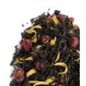 Thé en vrac FRUITS ROUGES - Thé noir NUIT DE CHINE - Compagnie Anglaise des Thés