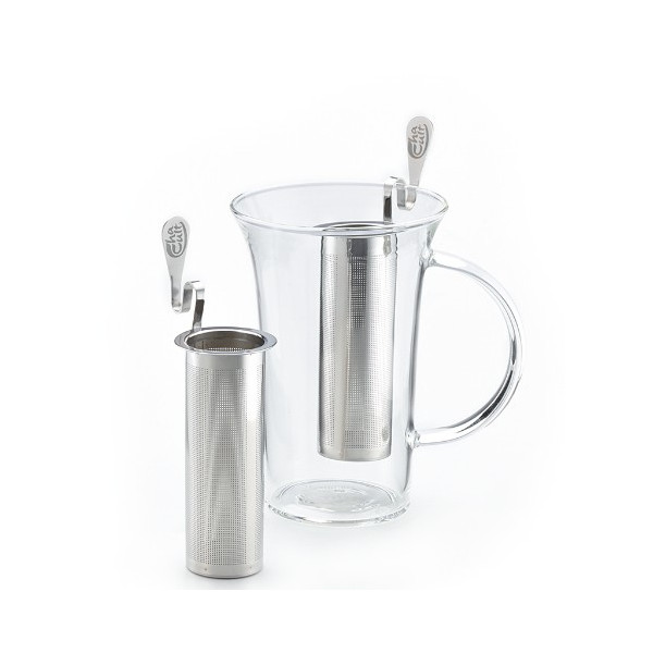 Infuseur inox - Compagnie Anglaise des Thés