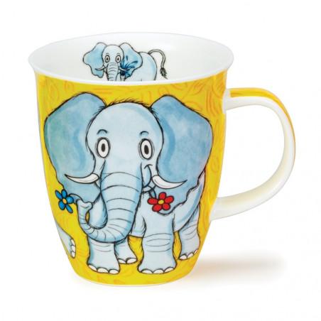 Mug Dunoon Éléphant