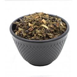Tasse Thé Masala chai (Épices indiennes) - Thé vert CHAI SENCHA - Compagnie Anglaise des Thés