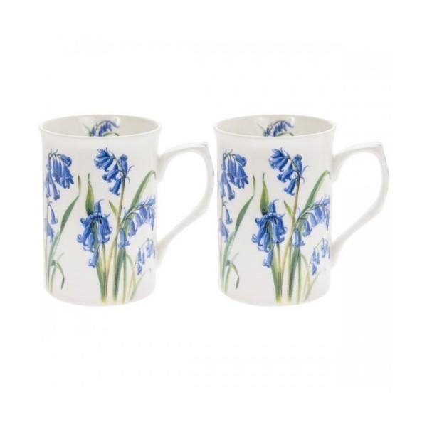 Coffret Mugs Jacinthe - Compagnie Anglaise des Thés