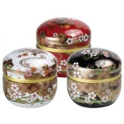 Caja Japonesa Floral