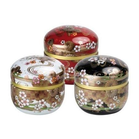 Boîte Cylindrique Japonaise