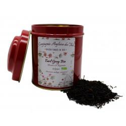 Boîte de Thé noir EARL GREY BIO