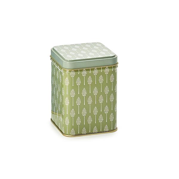 Boîte Arbre vert - Compagnie Anglaise des Thés