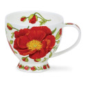 Mug Dunoon Coquelicot - Compagnie Anglaise des Thés