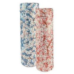 Boîte Japonaise Fleurie Bleue - Compagnie Anglaise des Thés