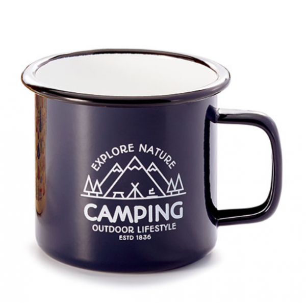 Mug Camping - Compagnie Anglaise des Thés
