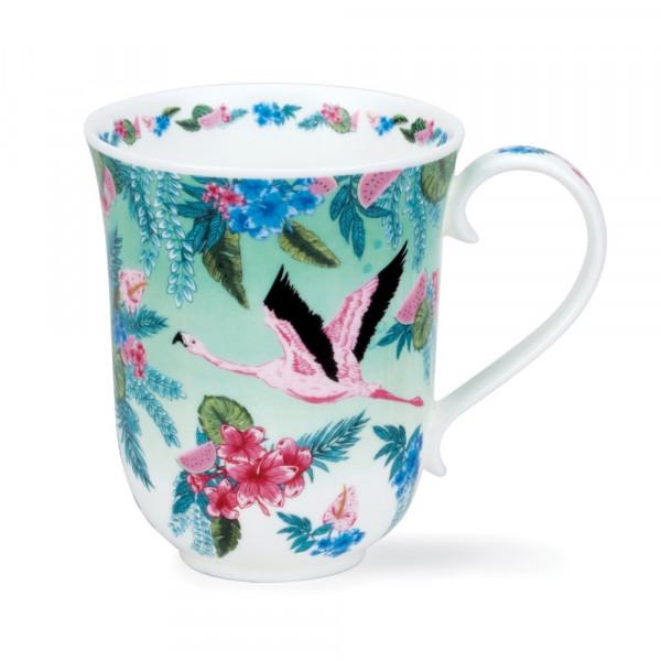Mug Dunoon Flamingo - Compagnie Anglaise des Thés