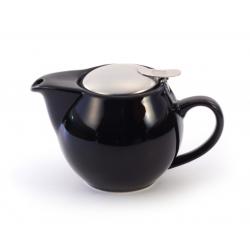 Théière Noir Vif 0,5l - Compagnie Anglaise des Thés