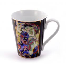 Mug Klimt Les Vierges - Compagnie Anglaise des Thés