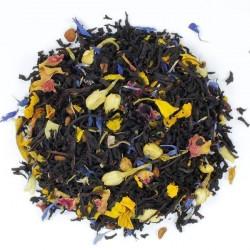 Té Jazmín Orquídeas Magnolias Rosas -Té negro ORIENTAL - Compañía Inglesa de los Tés
