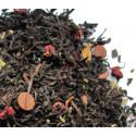 Thé en Vrac CHOCOLAT, FRAISE - Thé noir BAYONNE - Compagnie Anglaise des Thés